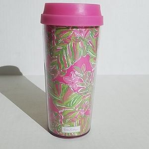 Lilly Pulitzer coffe cup